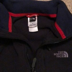 Northface men's fleece jacket - size L